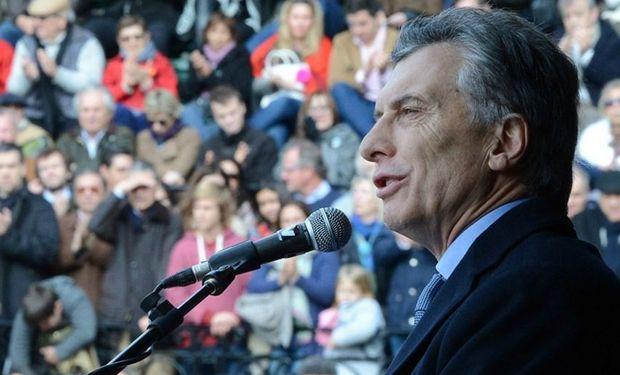 Encuentro de Macri con la Mesa de Enlace.