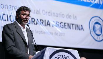 Evalúan protestas productores de la Federación Agraria Argentina