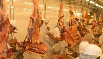 Se reduce la faena de bovinos en Uruguay