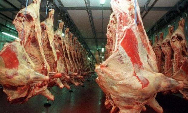 El rodeo estadounidense es 86 por ciento más alto que en la Argentina, pero la producción de carne es 317 más grande.
