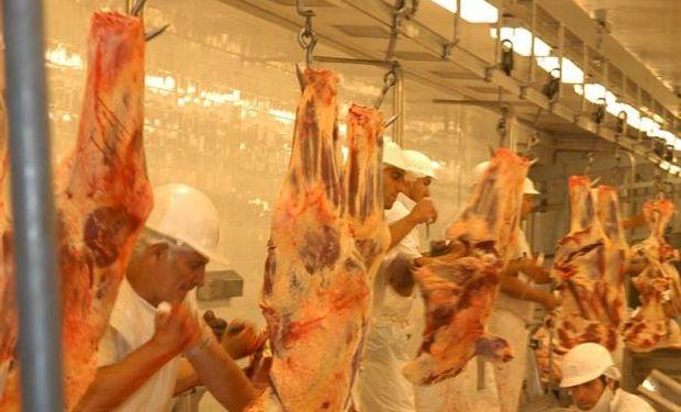 Cae fuerte la oferta de ganado en Uruguay