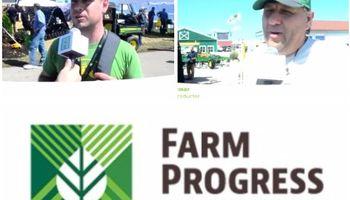Productores argentinos cuentan su experiencia en el Farm Progress Show