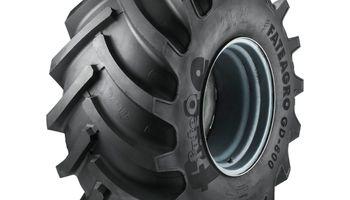 Lanzan un neumático diseñado para cuidar la tierra