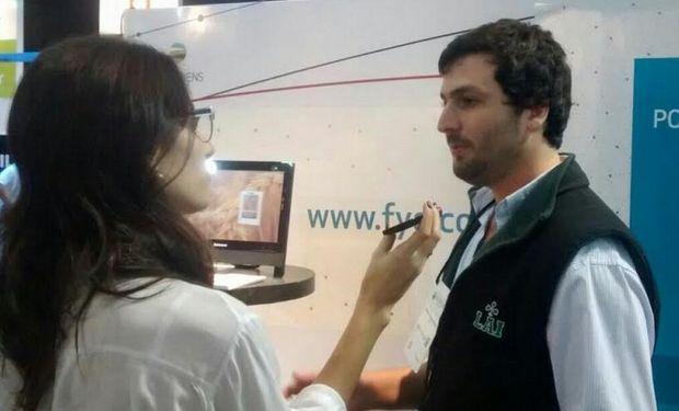 Mariano Gallardo, de la FAUBA, en dialogo con fyo.