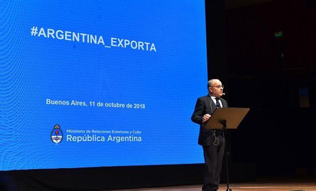 """Presentación de """"Argentina Exporta""""."""