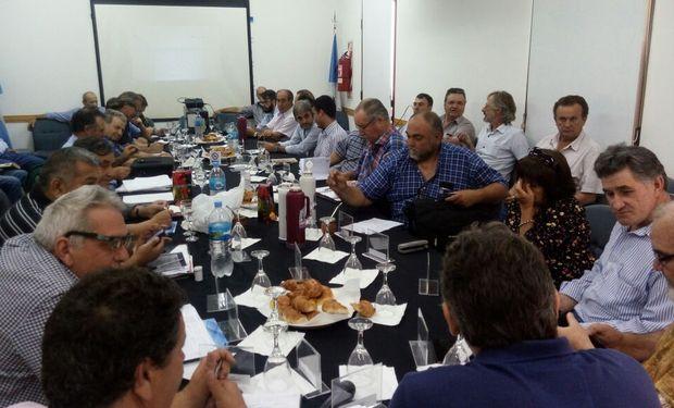 El Consejo Directivo Central de la Federación Agraria Argentina se reunió en Rosario y definieron las medidas a seguir.