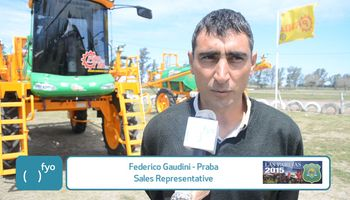 Praba presente en la Muestra Nacional de la Pyme Agroindustrial