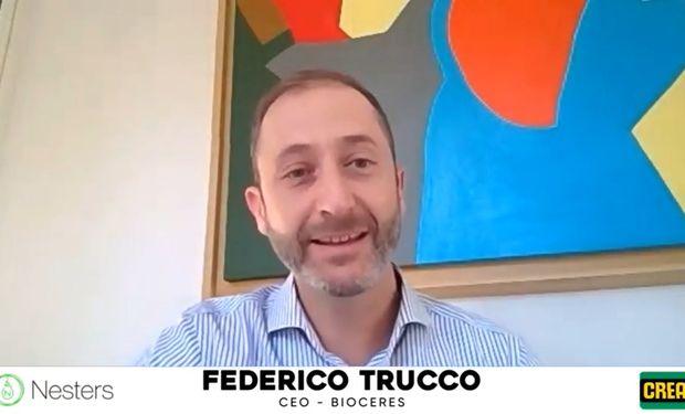 Federico Trucco abrió el encuentro.