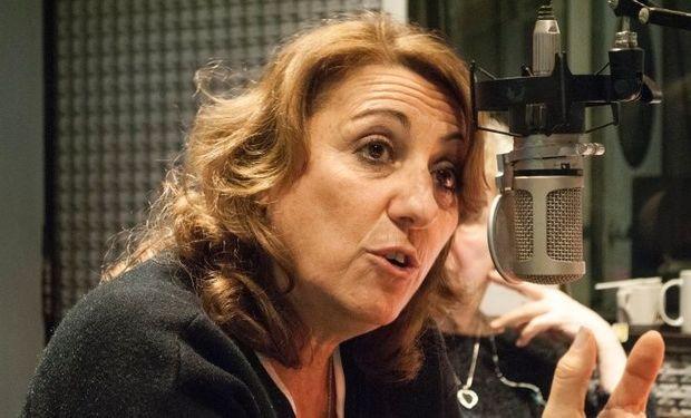 Mónica Fein, intendenta de Rosario.