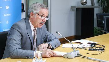 """¿""""Promoción del comercio""""?: la definición de Solá sobre los mercados agrícolas ante la OMC"""