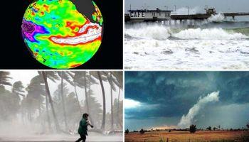 Afirman que El Niño ya superó su intensidad máxima