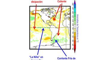 """""""La Niña"""" y """"El Niño"""" se disputan la campaña"""