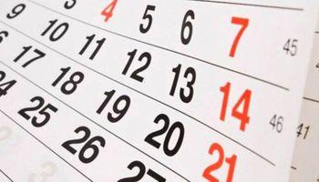 Feriados 2021: conocé cómo queda el calendario con la suspensión del 24 de mayo