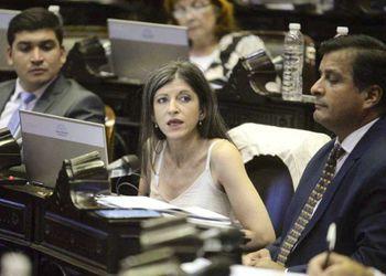 """Rompió el silencio: qué dijo Fernanda Vallejos tras tildar de """"enfermo"""" y """"okupa"""" al Presidente"""