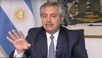 """Alberto Fernández sobre la baja de retenciones: """"Hasta aquí no ha servido"""""""
