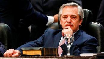 Fernández se reúne con el presidente de México, que busca fortalecer las relaciones económicas