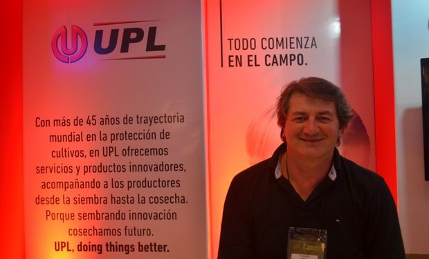 Fernando Cabona, Product Manager LatAm de UPL.