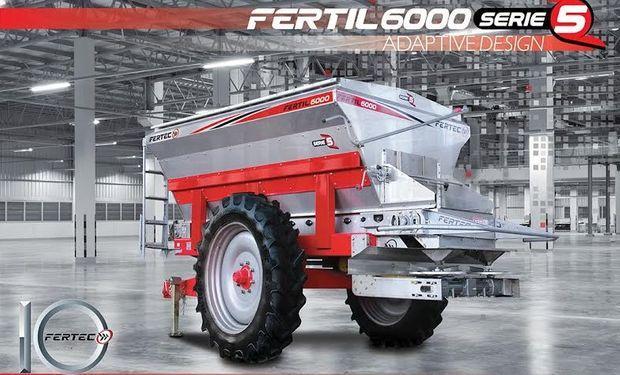Fertec 6000 S5