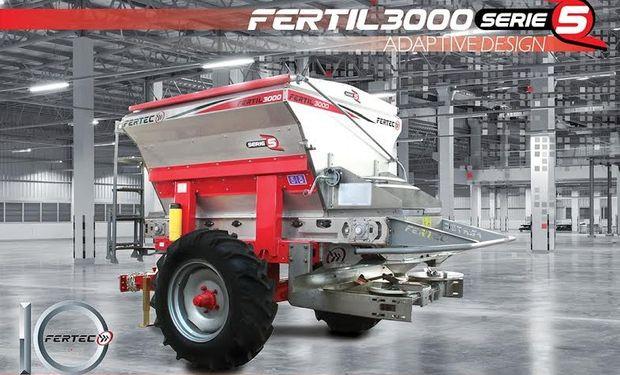 Fertec 3000 S5