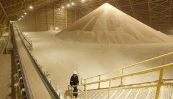 Se desaceleran los precios de fertilizantes fosforados