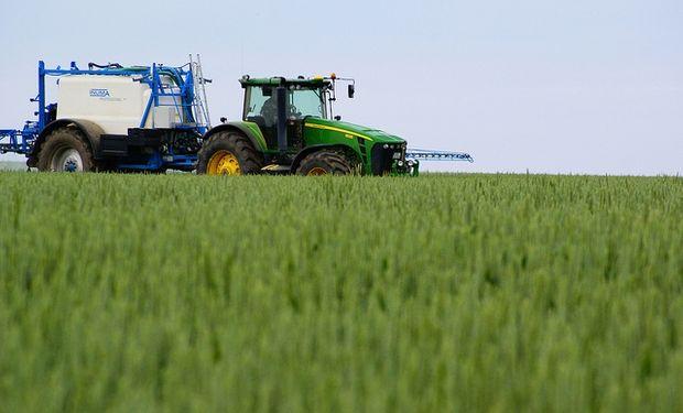 """""""El productor necesitará 25 kilos más de trigo –con respecto a la siembra anterior– para comprar un litro de gasoil"""""""", sostuvo la Rural"""