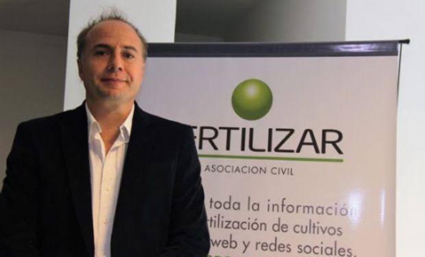 Jorge Bassi, Presidente de Fertilizar AC.