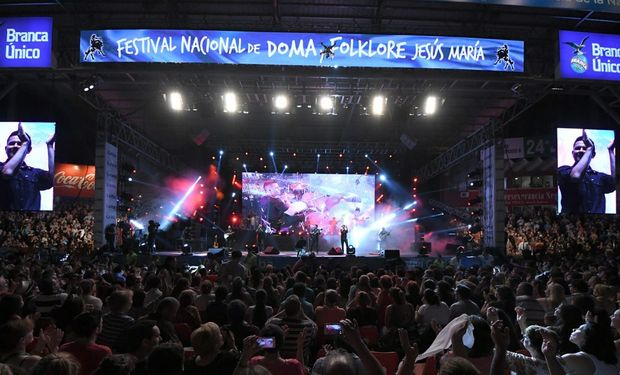 Festival Nacional de Doma y Folclore de Jesús María: grilla y precios de las entradas