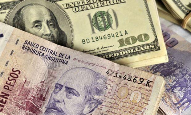 Baja el dólar en la plaza local.