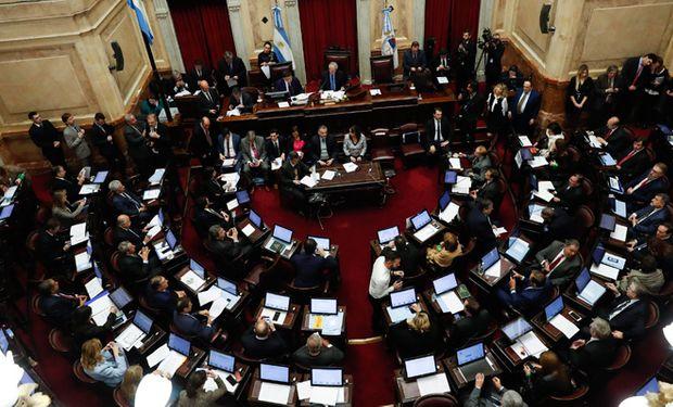 El Senado avanzó con dictámenes para el sector.