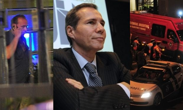 Nisman iba a presentarse este lunes en el Congreso para explicar la denuncia que presentó contra la presidente Cristina de Kirchner por la firma del Memorando de Entendimiento con Irán. Fuente: Ambito Financiero