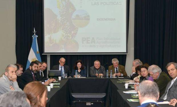 Se reunió la Mesa de Bioenergía en el Ministerio de Agricultura