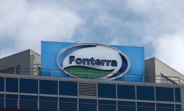 El remate de Fonterra confirmó la tendencia negativa.