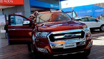 Ford apuesta fuerte a AgroActiva y es nuevamente pick up oficial