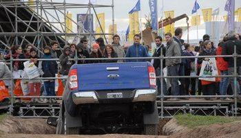 La nueva Ford Ranger será la vedette de las pick up en AgroActiva