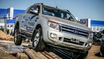 Ford será Sponsor Oficial de Expoagro 2015