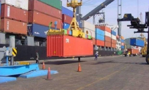 Caen importaciones de materias primas de China