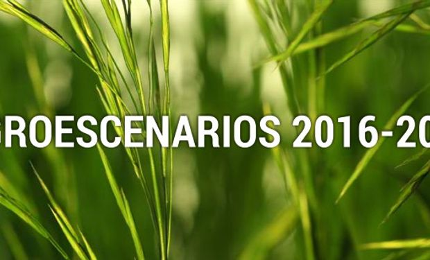 """En esta oportunidad las exposiciones se guiarán bajo el lema: """"Agroescenarios 2016-2020""""."""