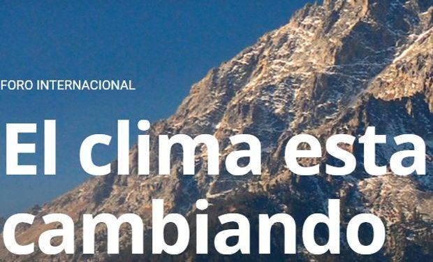 Contará con la participación de especialistas en meteorología y clima.