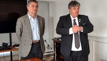 Ulises Forte fue reelecto como presidente del Ipcva