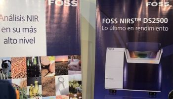 FOSS: control de calidad en un minuto