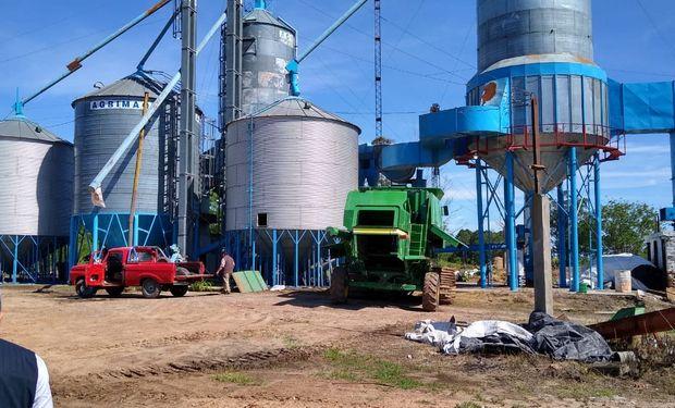 La Dirección Nacional de Control Comercial Agropecuario inspeccionó plantas procesadoras de arroz en Corrientes.