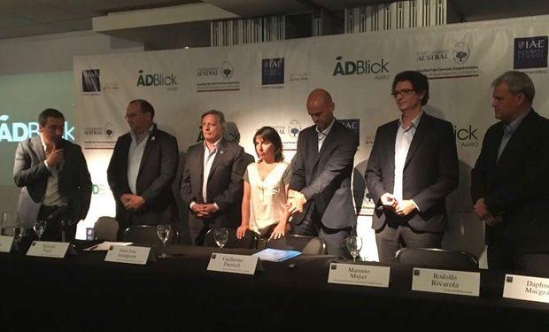 Presentación de la sexta edición del evento Argentina Visión 2020/2040.
