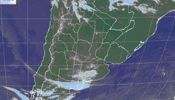 Fuerte circulación del noreste favorecerá el ingreso de humedad
