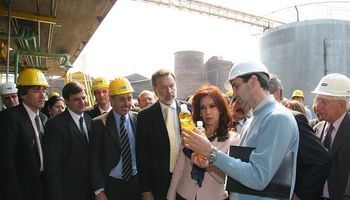 Viral: en 2007 Cristina Fernández bromeaba con tomar acciones de Vicentin