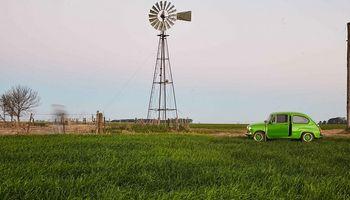 La vida rural, detrás de la óptica de una fotógrafa santafesina