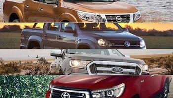 Se renueva el mercado de pick-ups: nuevos modelos y restyling para 2019
