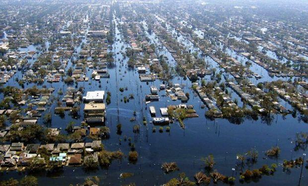 El cambio climático también afecta la provisión de recursos hídricos provenientes de los servicios eco sistémicos.
