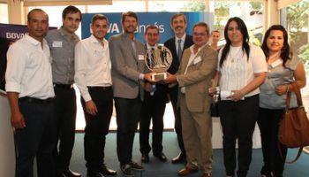 Empresa de arándanos se llevó el premio al emprendedor agropecuario del año