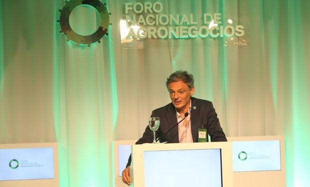 Francisco Cabrera, Ministro de Producción de la Nación. Foto: LIDE Argentina.