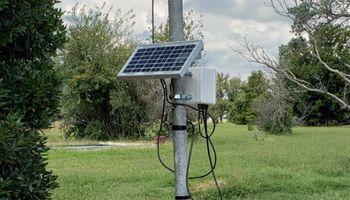 Sensores, satélites y una plataforma inteligente para monitorear las napas en tiempo real